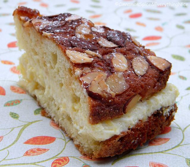 Bee Sting Cake (Bienenstich | Flickr - Photo Sharing!