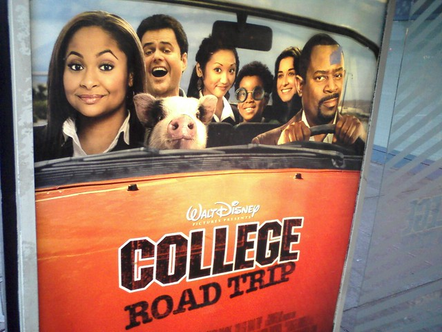college road trip movie poster flickr photo sharing