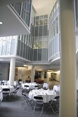 Inside the Diamond Building
