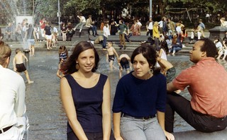 1960s clothing styles, New York City, 1967