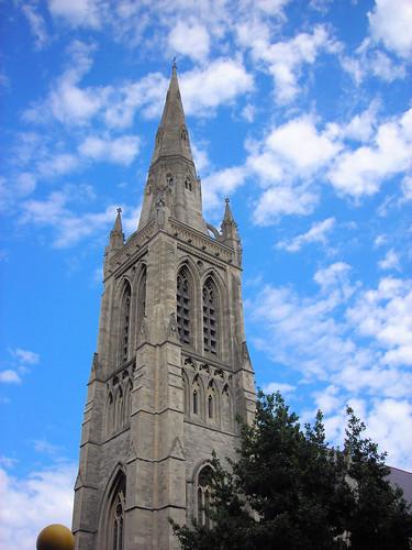 Saint Peter's Church - Bournemouth, Dorset, England