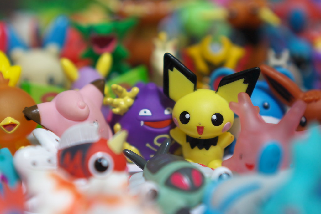pokemon on Flickr