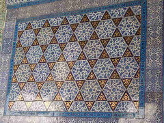 tapestry, art, pattern, mosaic, textile, flooring,