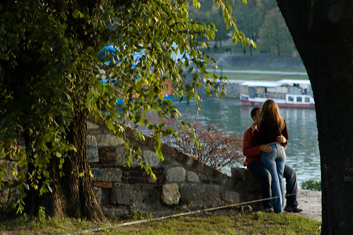 Lovers at Kalemegdan