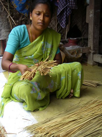 The Famous Grass Mats Of Pattamadai India1001 Com