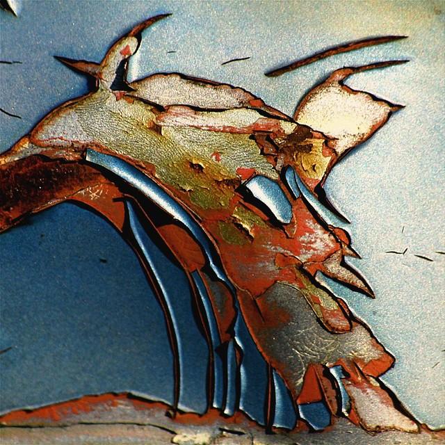 Bird Of Rust