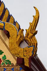 Dach des Königspalasts