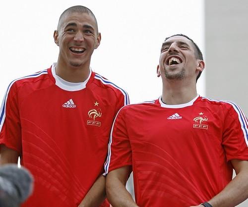Muslim Soccer Blog: Karim Benzema, Real Madrid