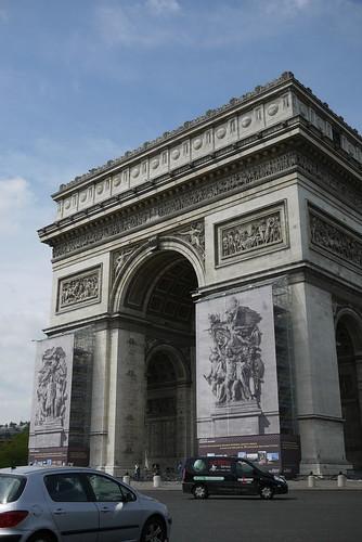 L'Arc de Triomphe - 02