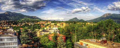Trento panorama