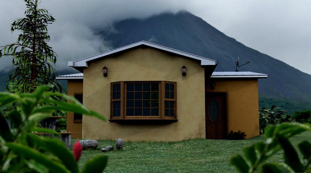 Sketchando view topic casa prefabricada en arenal costa rica update - Foro casas prefabricadas ...