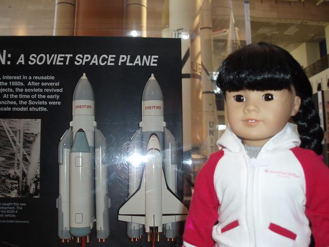 Energiya Space Plane