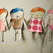 paper doll family