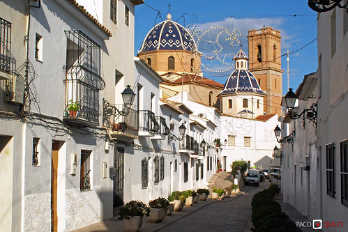 , Altea – health to all on the Costa Blanca