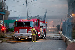 Fire at the Central Warehouse - Albany, NY - 10, Oct - 05.jpg by sebastien.barre