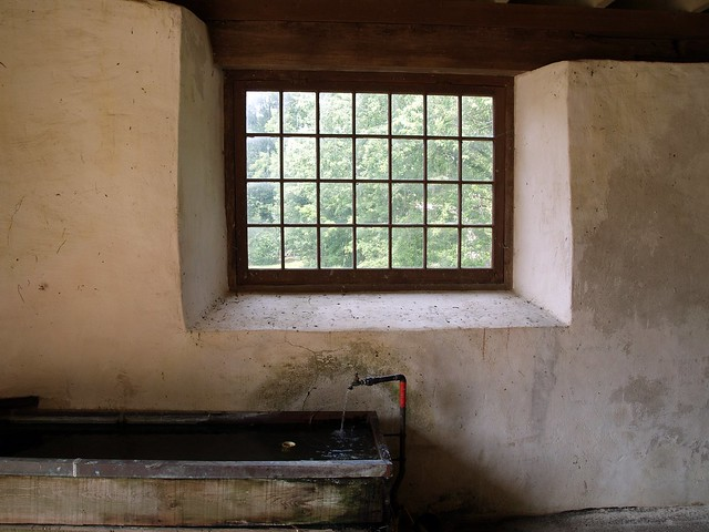barn window #2