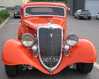 Ford 1934 Hot Rod