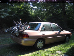 My car & bike