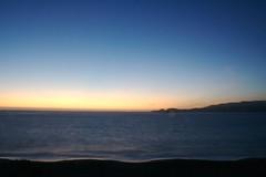 A Pacific Coast Evening