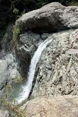 Cascada Rio Garzas, Adjuntas, Puerto Rico