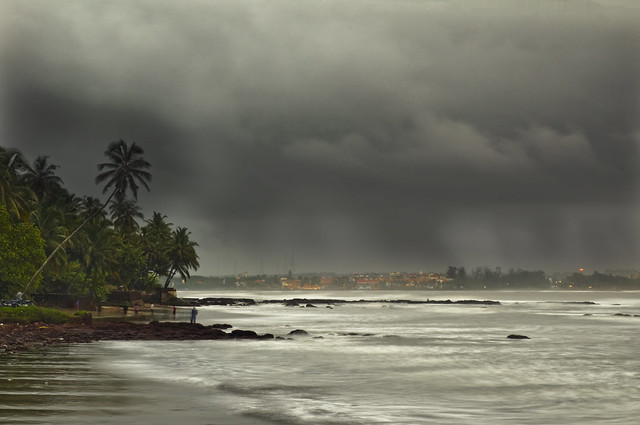 Let it Rain !  Goa in Monsoon.