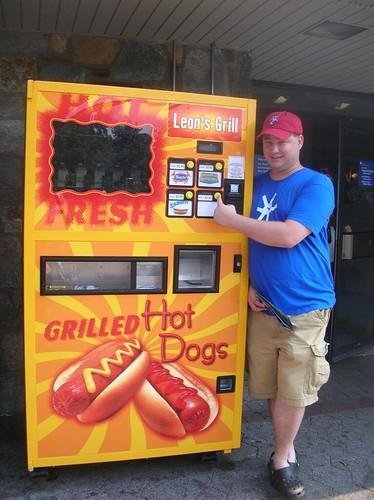 Hot Dog Vending Trucks