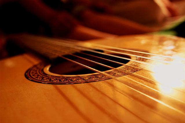 Guitarra - flickr.com