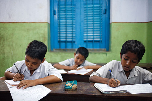 Pupils - Kolkata, India