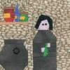 Snape quilt block