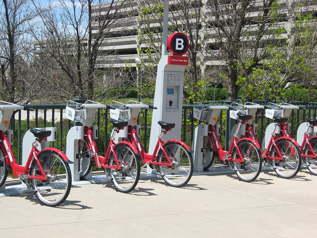 Denver B Cycle program.