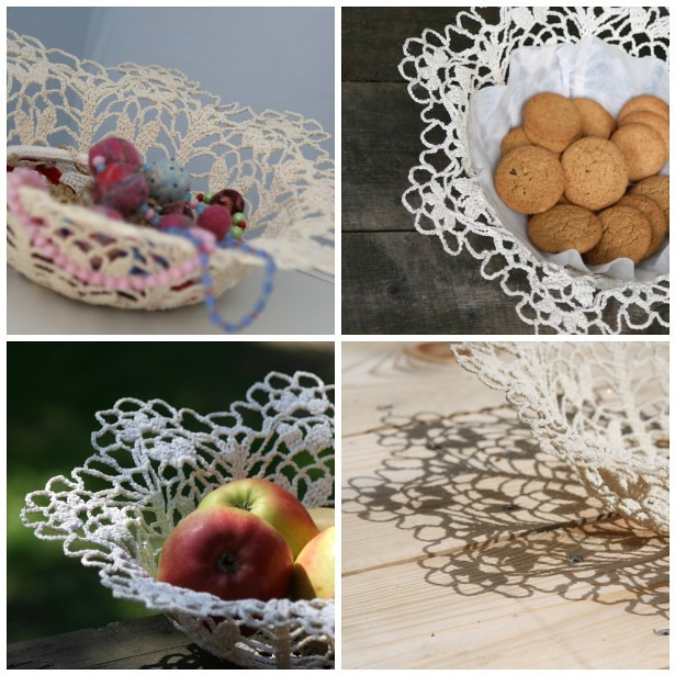 Crochet Doilies - Cross Stitch, Needlepoint, Rubber Stamps from 1