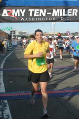Fitness goals, Army Ten-Miler 2010