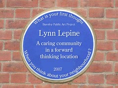 Photo of Blue plaque number 9415
