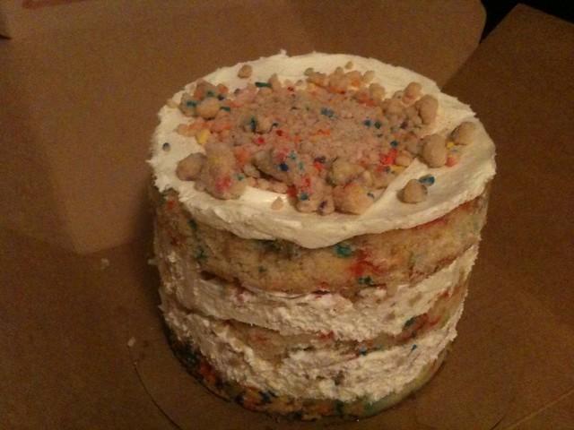 Momofuku Birthday Cake Truffles