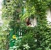 me at Monet house