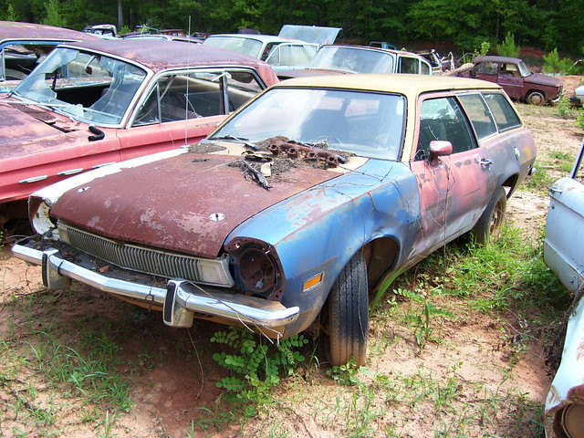 1973 Ford Pinto Station Wagon