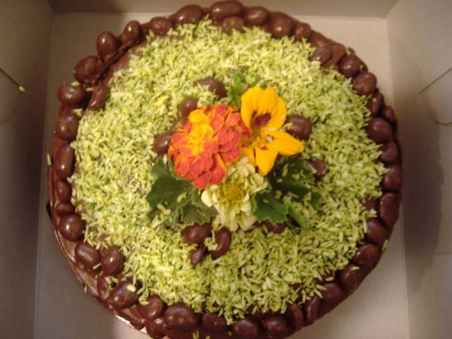 Birthday Cake Pixel Art