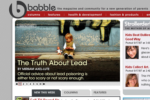 "Nerve Media, Inc. (""Babble"") stole a photo of my daughter without attribution, acknowledgement, or permission"