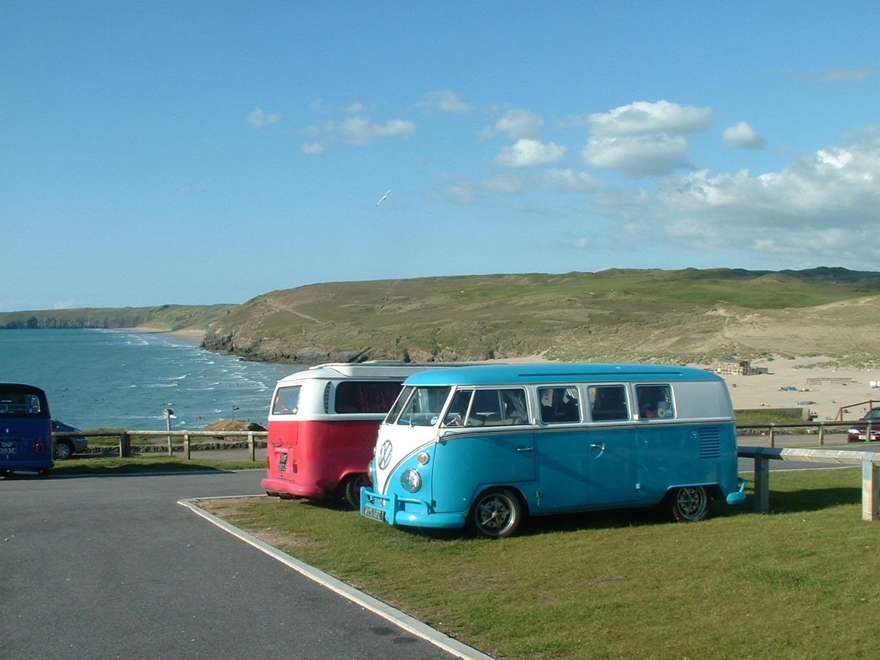 carlconwaypainter's VW Campervan