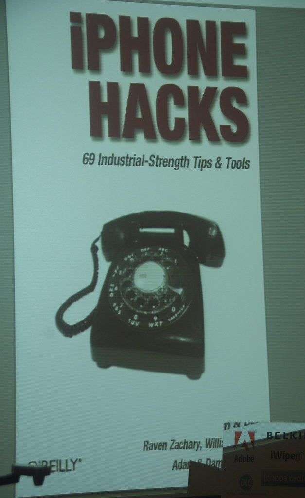 iPhone Hacks, iPhoneDevCamp Saturday | Send tips, ideas for