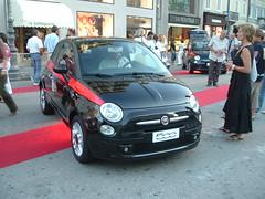 automobile, automotive exterior, fiat, fiat 500, wheel, vehicle, city car, fiat 500, land vehicle,