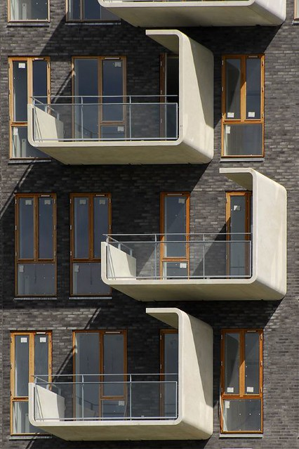 Denmark - Copenhagen - Ørestad 7