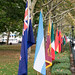 World Flags in Battery Park
