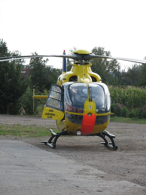 ADAC-Rettungshubschrauber