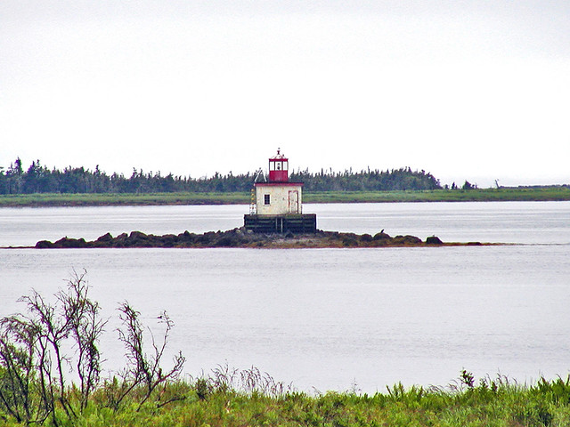 Woods Harbour Lighthouse, NS