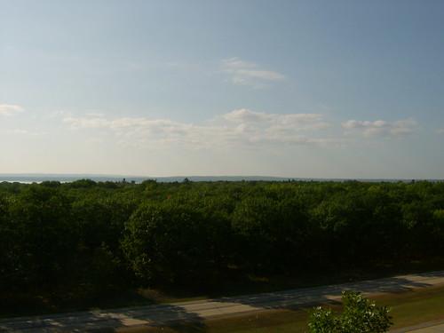 observation michigan nb deck burt i75 restarea northbound observationdeck scenicview interstate75 topinabee burttownship