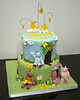 BC4188 - In The Night Garden birthday cake