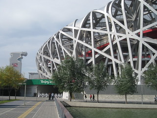 Beijing Olympic Bird's nest