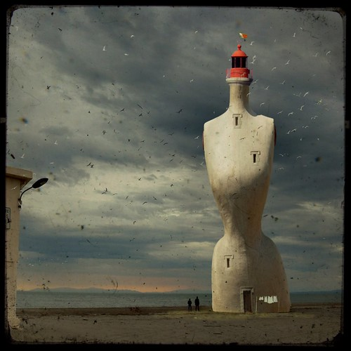 Mannequin Lighthouse