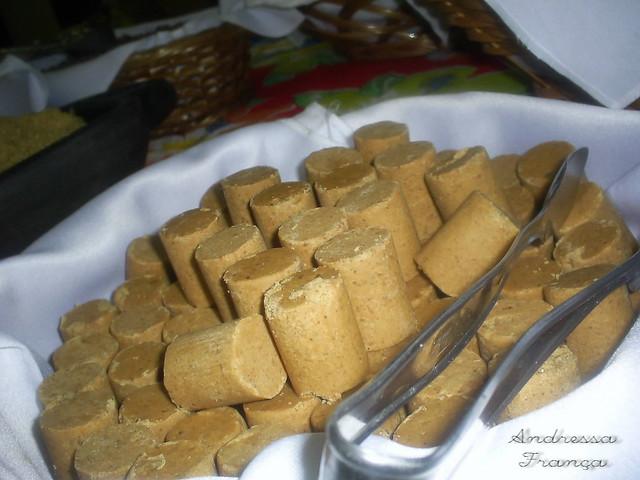 Festa Junina - Paçoca de Amendoin (Rolha)